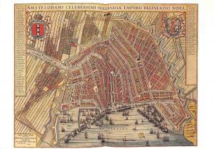 Netherlands Joan Blaeu, Amsterdam Amstelodami Celeberrimi Hollandle