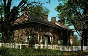 Pennsylvania Bucks County Washington Crossing Park The Thompson-Neely House