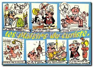 Postcard Modern Pleasures of Curiste