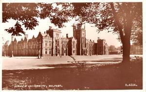 Belfast Ireland Queen's University Belfast Queen's University