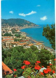 Italy, Andora, Panorama da Ponente, 1976 used Postcard