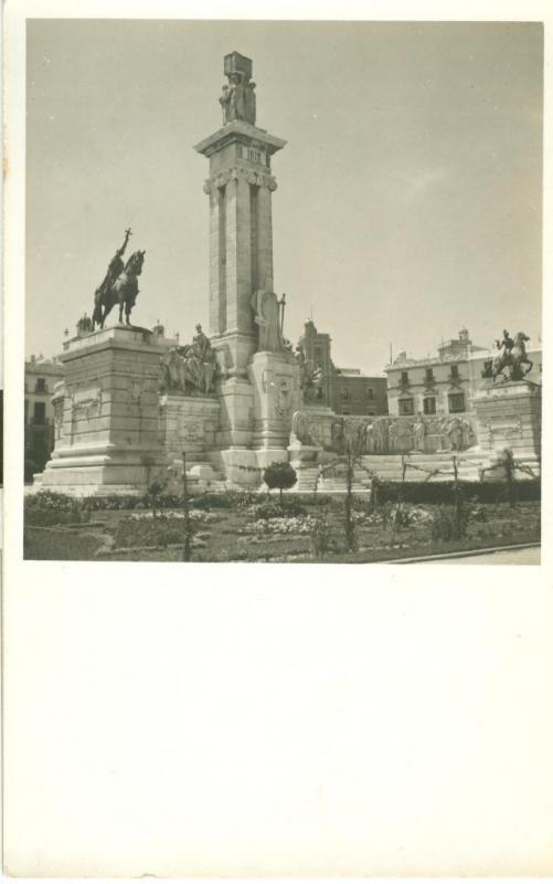 Spain, Monumento a la Constitución de 1812 de Cádiz RP