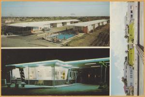 Corpus Christi, Texas, Catalina Motel & Apartments-Down on the Gulf of... 1962