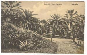 Funchal : Public Gardens, Madeira  , Portugal, 00-10s