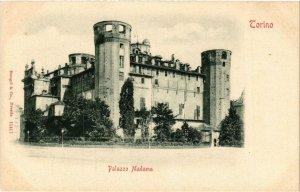 CPA AK TORINO Palazzo Madama ITALY (540389)