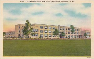 South Carolina Greenville Alumni Building Bob Jones University