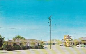 California Salinas Sandstone Motel