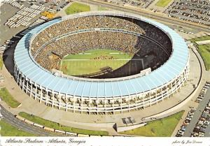 Atlanta Stadium - Atlanta, Georgia