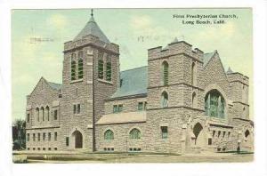 First presbyterian Church, Long Beach, California, PU-1913