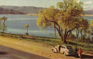 California Henshaw Lake