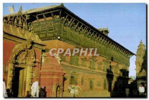 Postcard Old Palace Nepal
