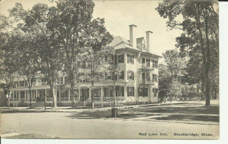 Stockbridge,Mass. Red Lion Inn