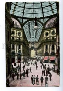 138437 Italy Milano MILAN Galleria Vittorio Emanuele II OLD PC