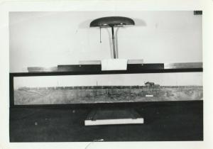 Painesville MN~Photo* of Panoramic Photo~Mill Mine~Copper Range Rock Train~1938