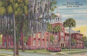 Florida Deland Elizabeth Hall John B Stetson University 1952