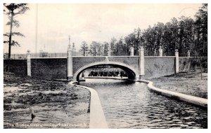New Jersey  Lakewood, The Bridge , Georgian Court