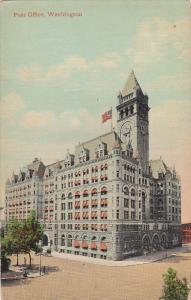 WSASHINGTON, 1900-1910's; Post Office