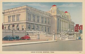 MEMPHIS , Tennessee, 30-40s ; Union Station
