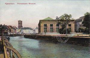 Denmark Copenhagen Thorvaldsens Museum