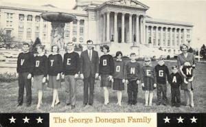 George Donegon Family 11 Kids~Missouri Republican~State Legislature~Campaign PC