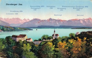 Germany Starnberger See 03.25