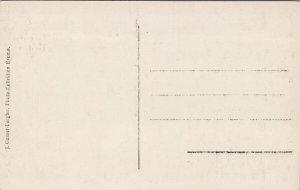 Zurich Switzerland Eisfeld Tonhalleplatz J. Gasser Bergler Unused Postcard E72