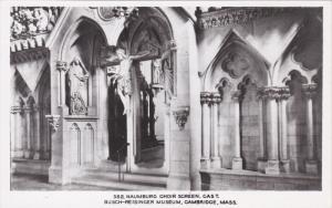 RP: Naumburg Choir Screen,Busch-Reisinger Museum , CAMBRIDGE , Massachusetts ...