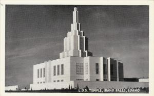 L. D. S. Temple, IDAHO FALLS, Idaho, 1920-1940s
