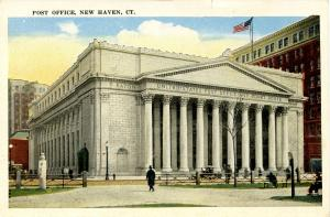 CT - New Haven - Post Office