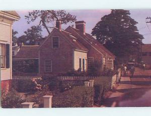 Unused Pre-1980 OLDEST HOUSE Cape Cod - Provincetown Massachusetts MA c9891