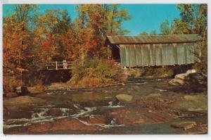 Covered Bridge, Salisbury Center NY
