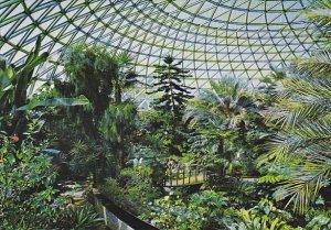 Canada Geodesic Dome Bloedel Conservatory British Columbia