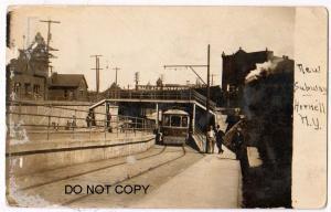 RPPC, Trolley, Hornell NY