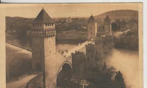 Postal 009108: Cahers: Le pont Valentre