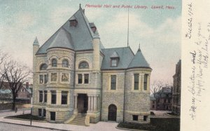 Library , LOWELL , Mass. , 00-10s