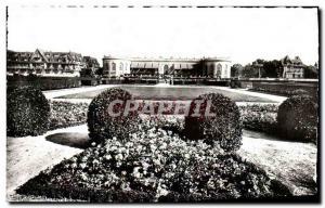 Old Postcard Deauville Beach Casino Fleurie