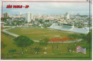 SAO PAULO STADIUM BRAZIL