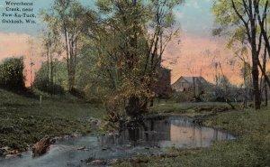 OSHKOSH , Wisconsin , 1914 ; Weyerhorst Creek
