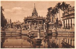 Calcutta India Jain Temple Calcutta Jain Temple