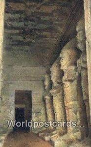 Temple Abu Simbel Eqypt Unused