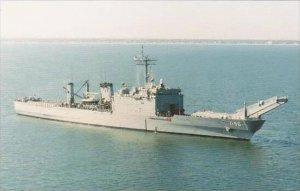 U S S HARLAN COUNTY LST-1196