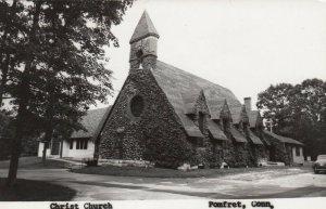 RP: POMFRET , Connecticut , PU-1966 ; Christ Church