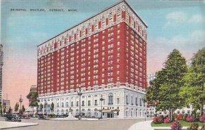 Michigan Detroit Hotel Statler