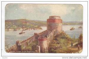 Anadol Hissar, Bosphorus, PU-1915