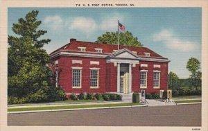U S Post Office Toccoa Goergia