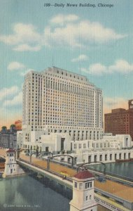 CHICAGO, Illinois, 30-40s; Daily News Building