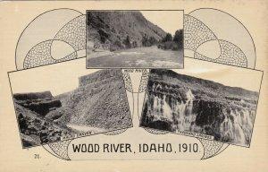 WOOD RIVER , Idaho , 1910