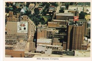 Wisconsin Milwaukee Miller Brewing Company