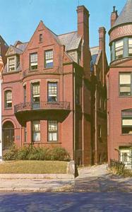 DC - Washington. National Headquarters, National Society of U. S. Daughters o...