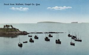 Perce from Malbaie , GASPE COUNTY , Quebec ; 00s-10s